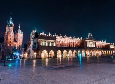 Wieczory panieńskie – Kraków