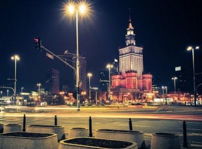 Wieczory panieńskie – Warszawa