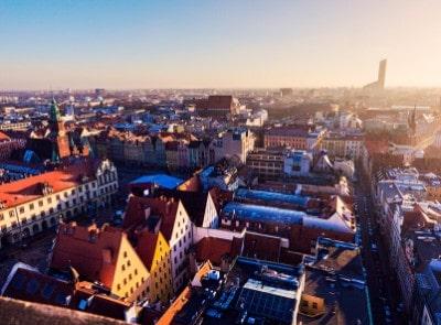 Wieczory panieńskie – Wrocław